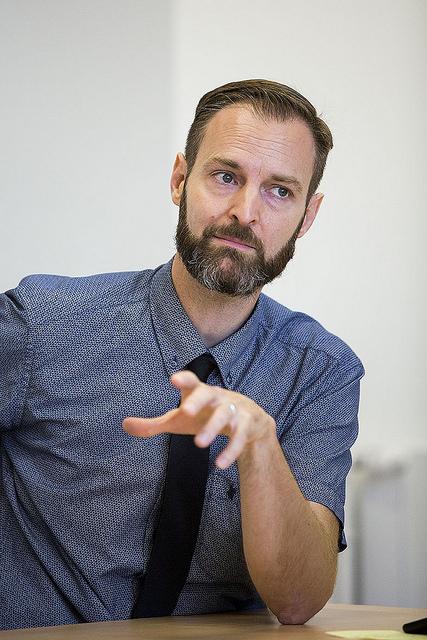 Le principal, Pascal Odin